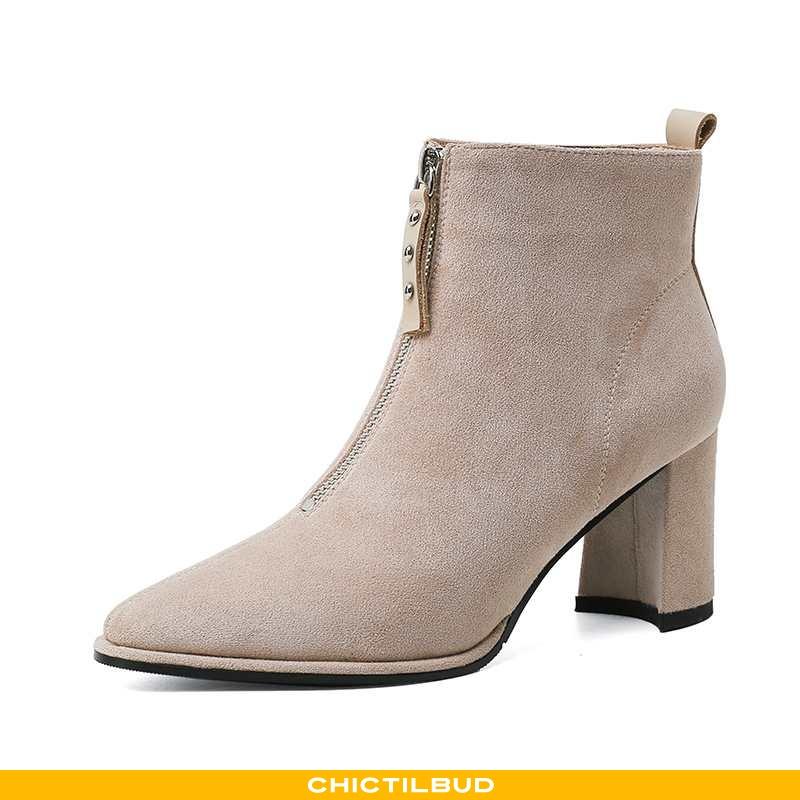 Støvler Dame Korte Støvler Vintage 2020