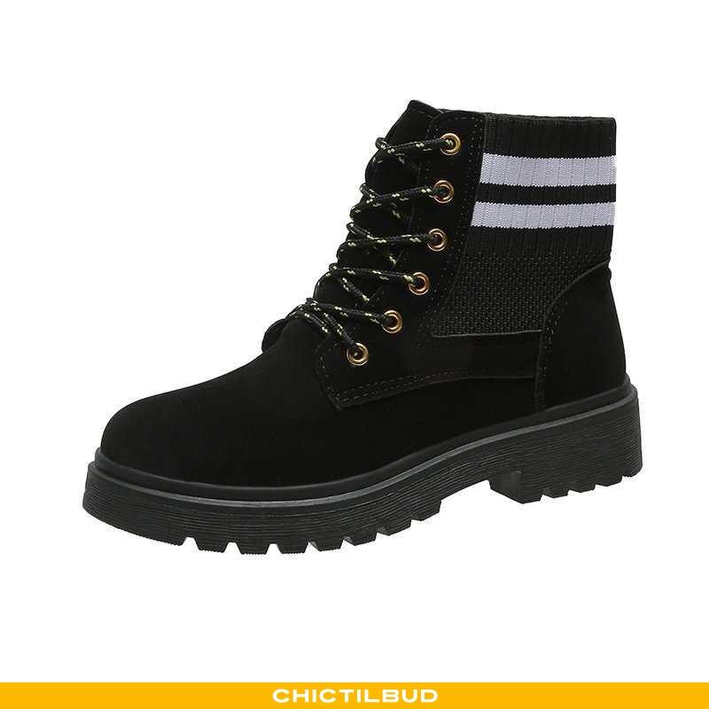 Støvler Dame Korte Støvler Vinter Studerende