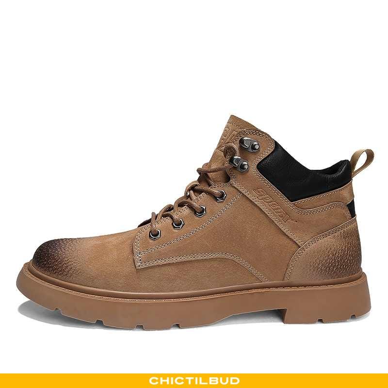Støvler Herre Korte Støvler Cargo Alt Matcher