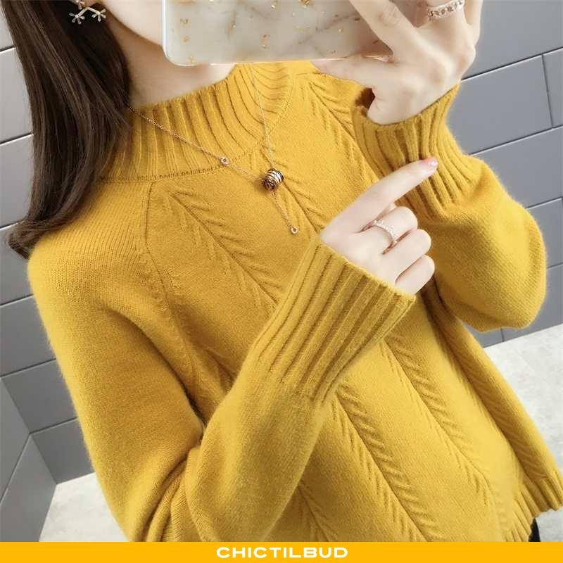 Sweatere Dame Striktrøjer Trend 2021