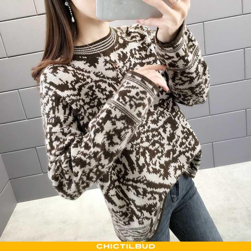 Sweatere Dame Sweater Casual 2020