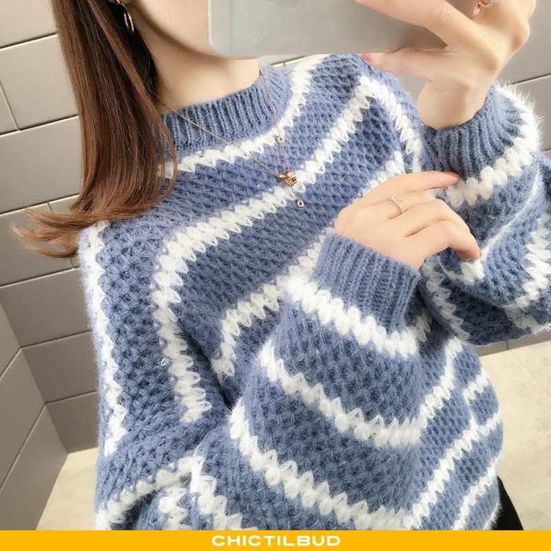 Sweatere Dame Sweater Langærmet 2021