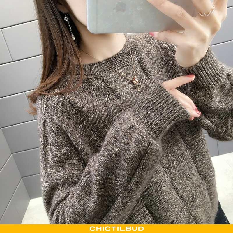 Sweatere Dame Sweater Trend Elegante
