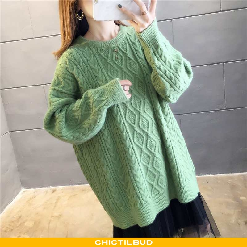 Sweatere Dame Sweater Vinter 2021
