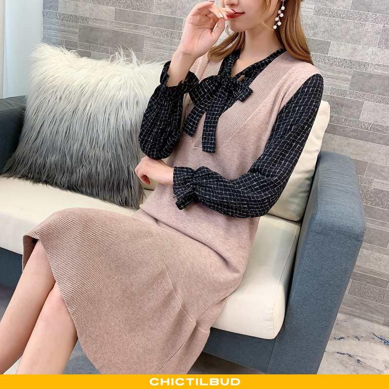 Sweatere Dame Trend Ny Khaki