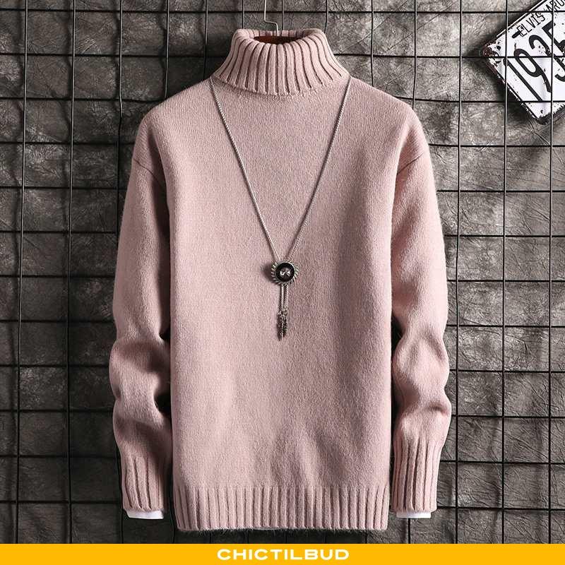 Sweatere Herre Lyserød