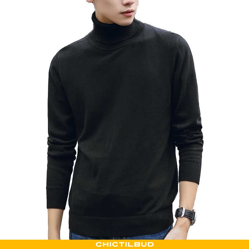 Sweatere Herre Sweater Bomuld Casual 2021