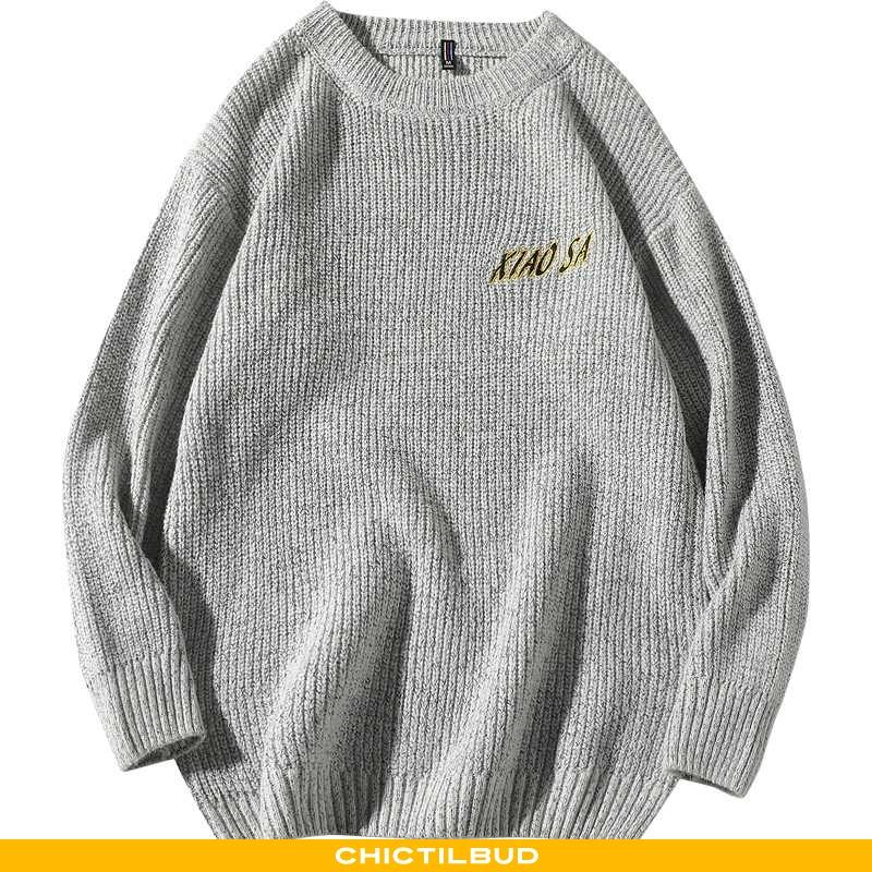 Sweatere Herre Sweater Trend 2021