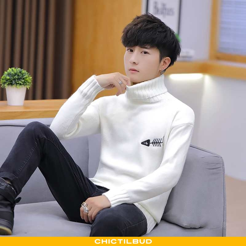 Sweatere Herre Sweater Trend Smuk