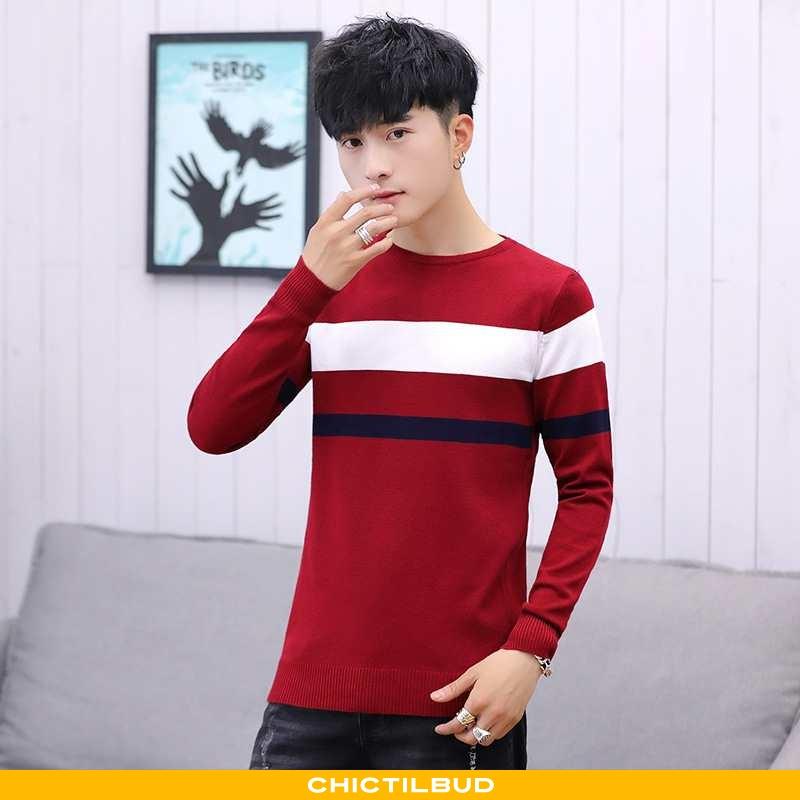 Sweatere Herre Sweater Vinter Plus Cashmere