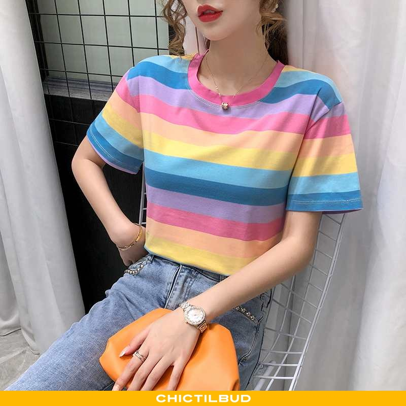 T-shirts Dame Undertrøje Løse Jakke