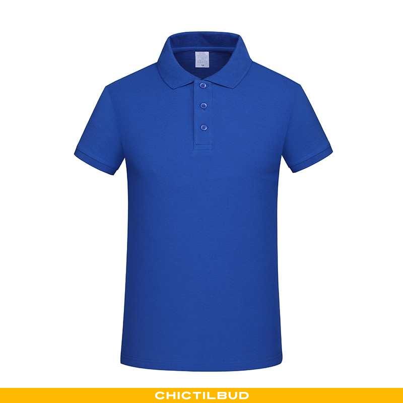 T-shirts Herre Kortærmet 2020 Blå