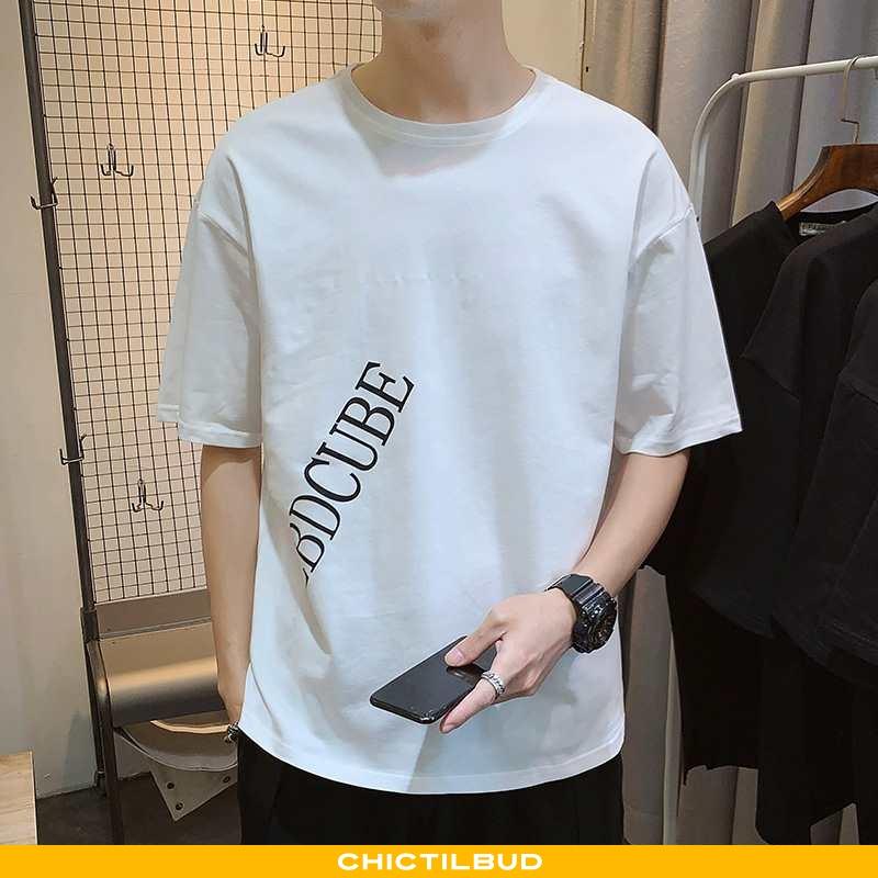 T-shirts Herre Striktrøjer Sommer Ren