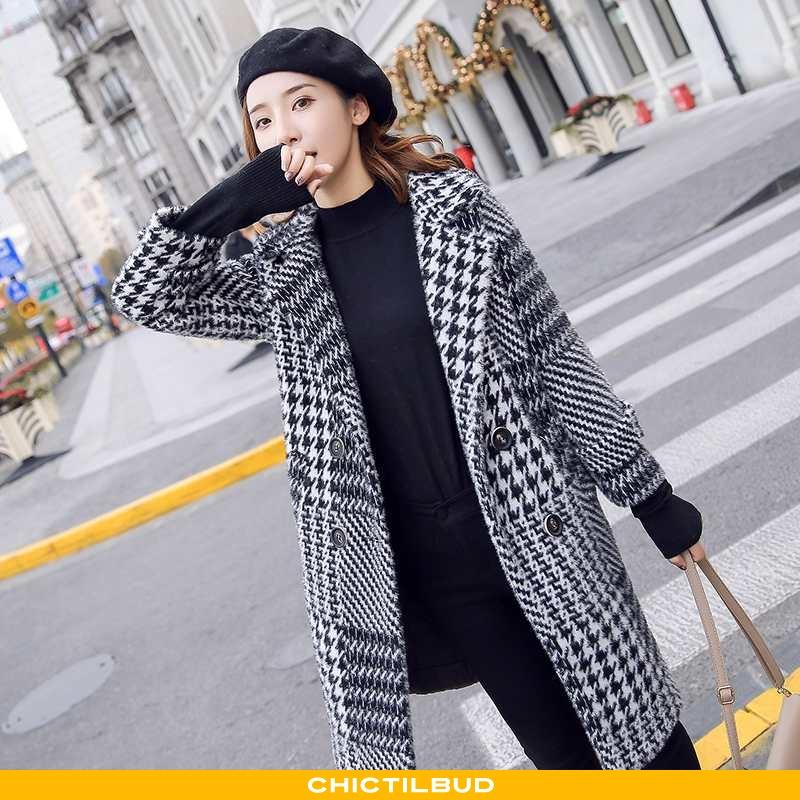 Uldfrakke Dame Frakke Trend 2020