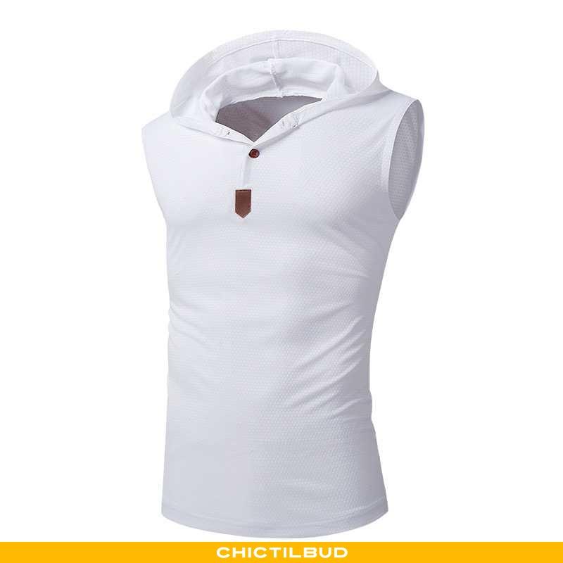 Vest Herre T-shirts Sports Alt Matcher